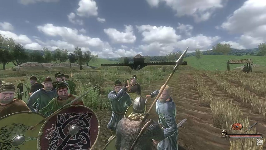 mount and blade viking conquest release date